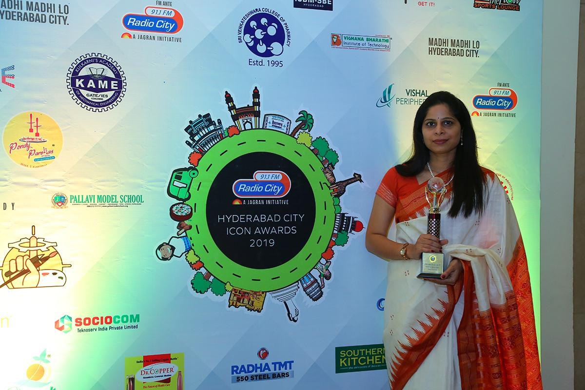 Excellence in Fertility Health Care Award | Radio Mirchi Awards -2019